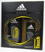 ADIDAS INTENSE TOUCH (ATOMIZER 75ML+ ŻEL) ZESTAW