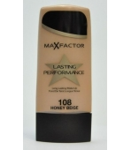 MAX FACTOR FLUID LASTING PERFORMANCE 108 HONEY BEIGE