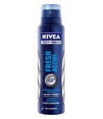 NIVEA DEO 150ML FRESH FOR MEN SPRAY