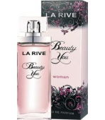 BEAUTY YOU 75ML WODA TOALETOWA  LA RIVE