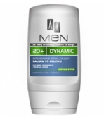 AA MEN DYNAMIC 20+ BALSAM PO GOLENIU 100ML