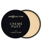 MAX FACTOR PUDER 55 CREME PUFF CANDLE GLOW