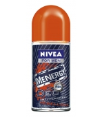 NIVEA DEO ROLL-ON 50ML MENERGY REBELLIOUS
