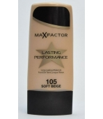 MAX FACTOR FLUID LASTING PERFORMANCE 105 SOFT BEIGE