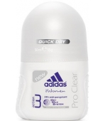 ADIDAS WOMAN PRO CLEAR ROLL-ON 50ML