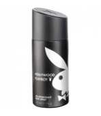 PLAYBOY HOLLYWOOD 150ML DEZODORANT