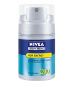 NIVEA FOR MEN 50ML Q10 ENERGY ŻEL DO TWARZY REGENERUJĄCY