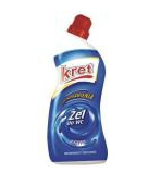 KRET WC 750ML 4W1 ACTIVE ŻEL DO MYCIA