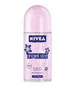 NIVEA DEO ROLL-ON 50ML ANGEL STAR HOT CRUSH