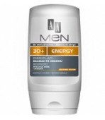 AA MEN ENERGY 30+ BALSAM P/GOL. 100ML