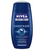 NIVEA ŻEL PODPRYSZNIC COOL FOR MEN 250ML