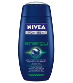 NIVEA ŻEL P/PRYSZ. ENERGY F/MEN 250ML