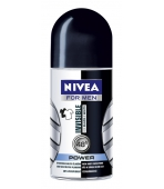 NIVEA DEO ROLL-ON 50ML INVISBLE POWER FOR MEN