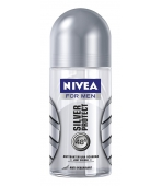 NIVEA DEO ROLL-ON 50ML SILVER PROTECT