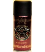 SCOTISH MEN 150ML DEZODORANT LA RIVE