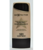 MAX FACTOR FLUID LASTING PERFORMANCE 101 IVORY BEIGE