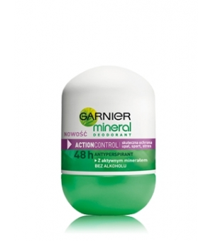 GARNIER 50ML DEO ROLL-ON ACTION CONTROL