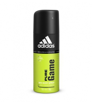 ADIDAS PURE GAME DEZODORANT 150ML SPRAY