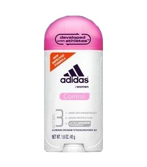 ADIDAS ACTION 3 75ML DEO STICK CONTROL WOMAN