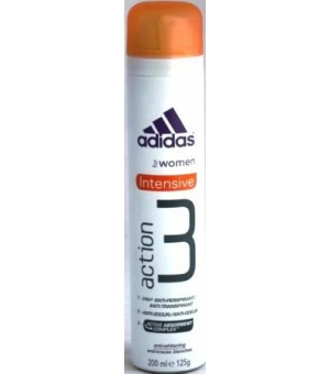 ADIDAS ACTION 3 150ML DEO INTENSIVE WOMAN
