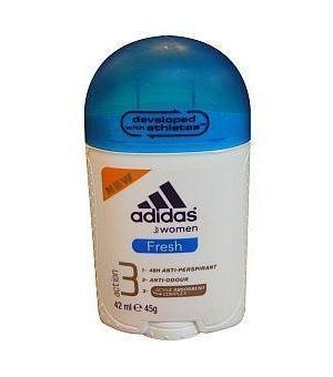 ADIDAS ACTION 3 75ML DEO STICK FRESH WOMAN