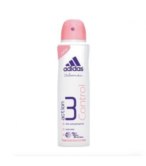 ADIDAS ACTION 3 150ML DEZODORANT CONTROL WOMAN