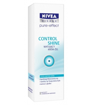 NIVEA VISAGE YOUNG 75ML ŻEL-KREM CONTROL IT